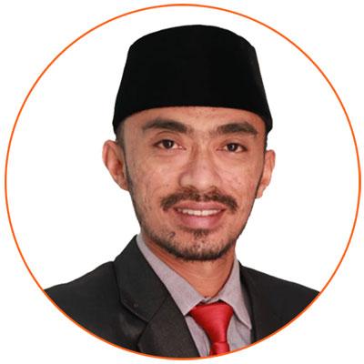 Anggota Bawaslu, Awaluddin Umbola, S.Hut