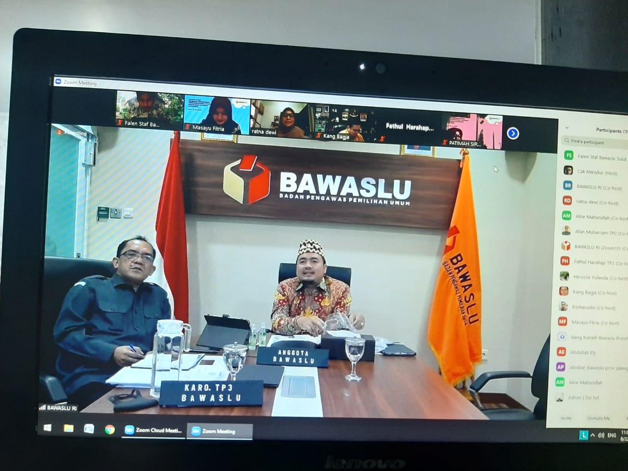 Afifuddin Sebut Protokol Covid-19 Menjadi Objek Pengawasan