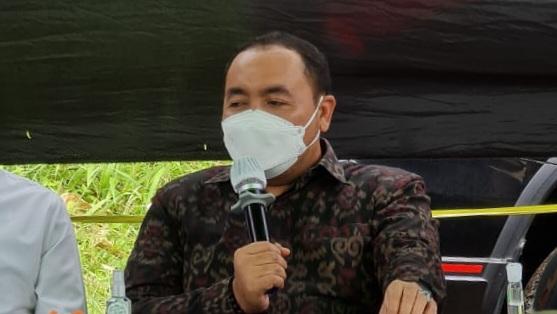 Anggota Bawaslu RI, Muhammad Afifudin melakukan kunjungan kerja ke Provinsi Sulawesi Utara.